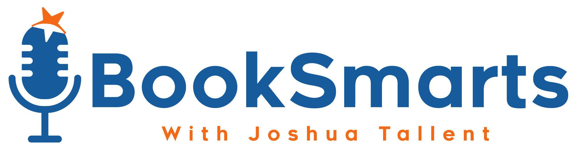 Logo for BookSmarts Podcast